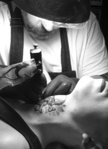 Davilok - Trece Tattoo Torremolinos